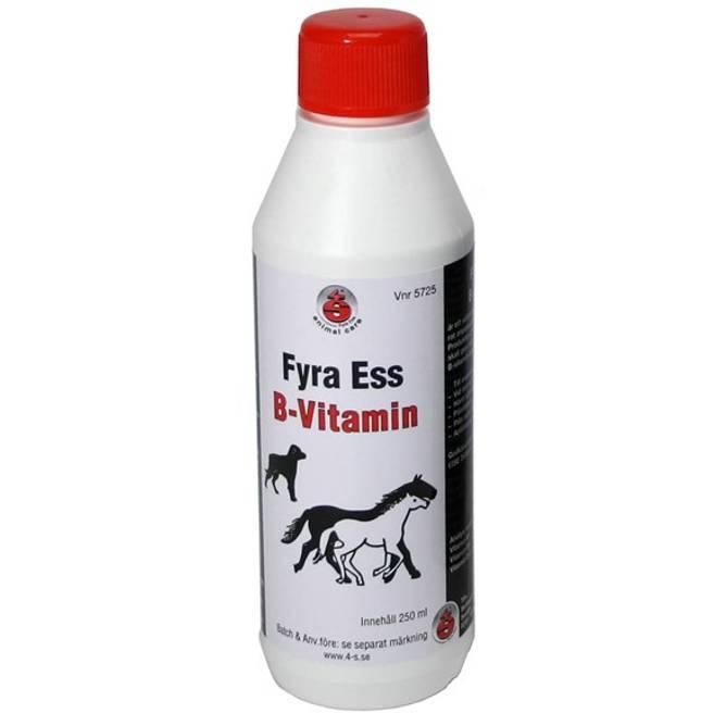 Bilde av Fyra Ess B-Vitamin
