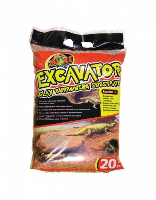 Bilde av Excavator Flay Burrowing